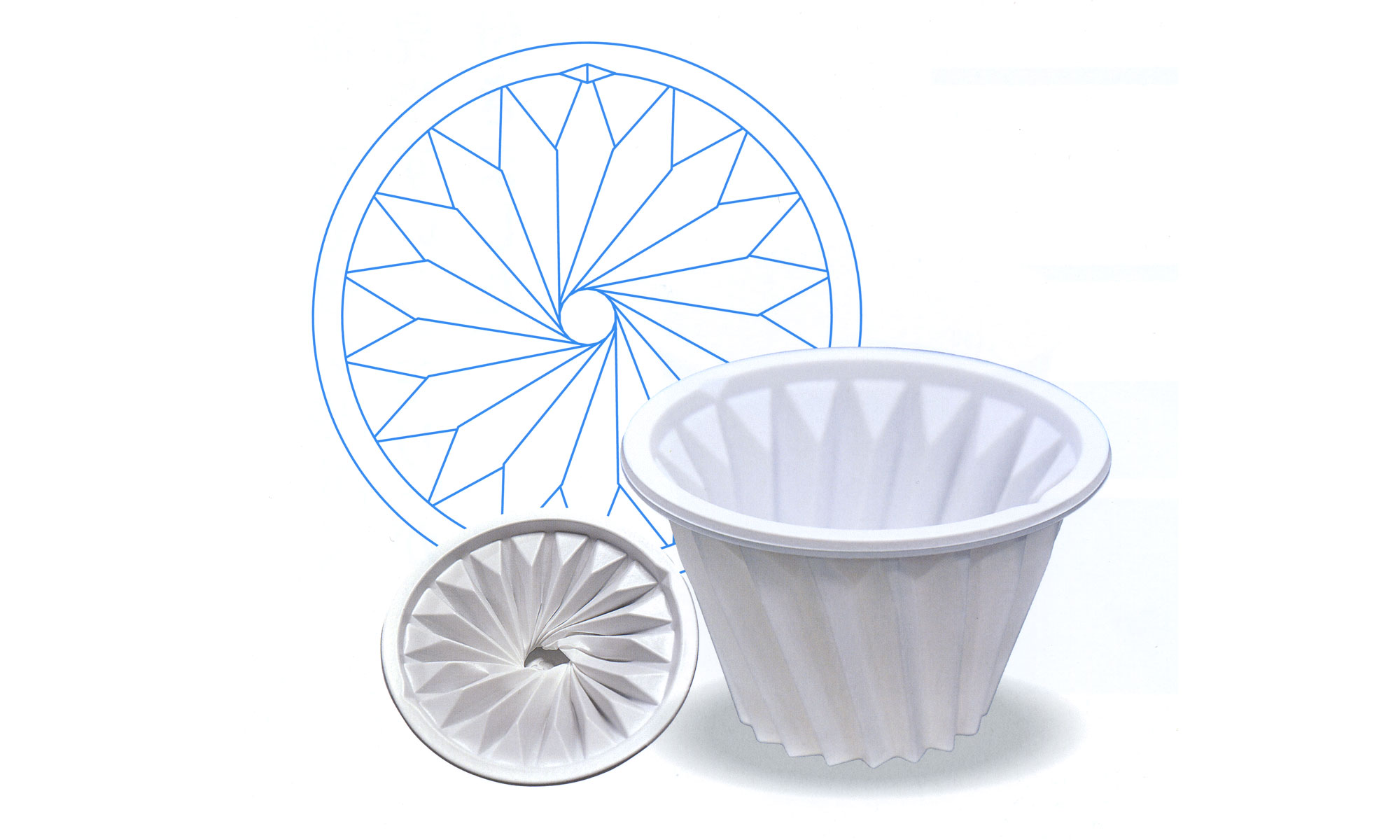 健診用紙コップ「VR CUP」